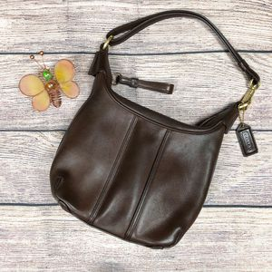 Coach | Small Brown Leather Handbag for Sale in Sanford, FL