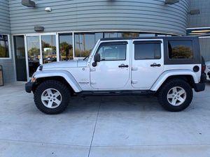 2007 Jeep Wrangler for Sale in Gilbert, AZ