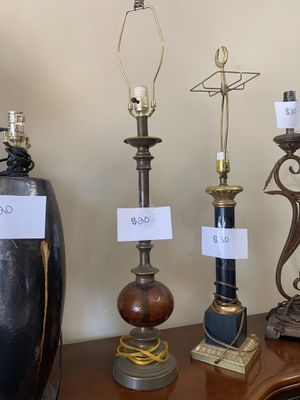 Candlestick Lamp for Sale in Nolensville, TN