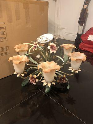 Pretty Flower Chandelier for Sale in Clovis, CA