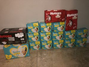Baby diapers for Sale in North Las Vegas, NV