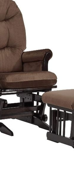 Glider chair with Ottoman.. BRAND NEW IN THE BOX.. CAN DELIVER for Sale in Cleveland,  OH