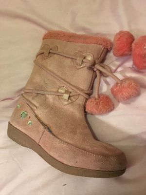 Barely use Girl boots 13.5 $25 for Sale in Mesquite, TX