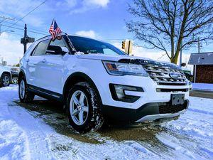 2016 Ford Explorer XLT EcoBoost 4wd for Sale in Cedar Springs, MI