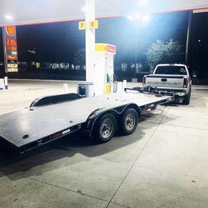 Car Hauler Trailer for Sale in Houston, TX