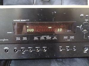 Onkyo surround sound receiver for Sale in Los Angeles, CA