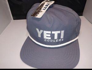 Yeti Cooler Snapback hat NWT for Sale in Newport News, VA