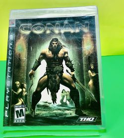 Factory Sealed Never Opened ! PS3 CONAN for Sale in Santa Ana,  CA