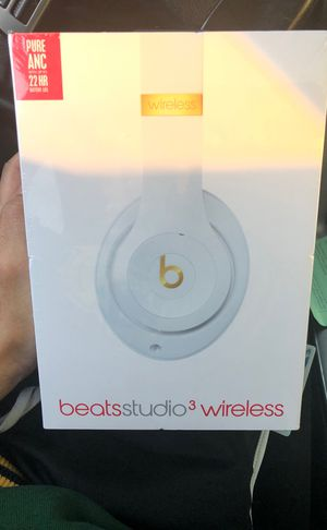 Brand new beats by Dre studio 3 for Sale in District Heights, MD