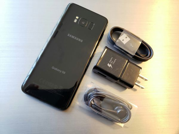 SAMSUNG Galaxy S8, UNLOCKED...Perfect Condition..Like New. Negotiable Price.