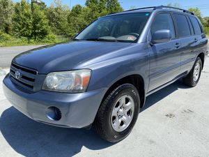 2004 Toyota Highlander for Sale in Triangle, VA