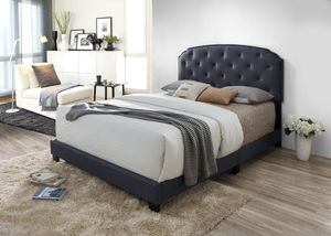 Brand New Queen Size Bed Frame ONLY for Sale in Silver Spring, MD