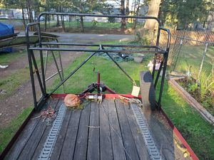 "Trailer ""tire rack"" only for Sale in BETHEL, WA"