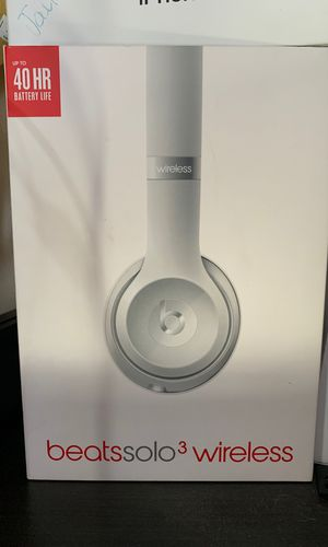 Brand New Beats Solo 3 In Box for Sale in New York, NY