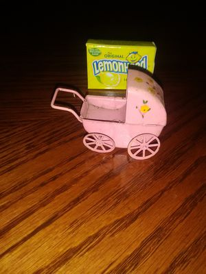 Antique baby doll stroller for Sale in Hattiesburg, MS