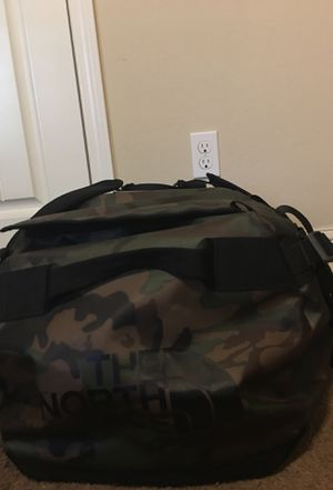 """North Face duffle bad """"large"""" for Sale in Bakersfield, CA"""