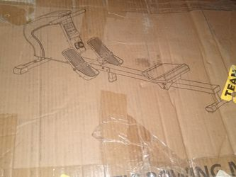 Rower Machine $120 Fitness for Sale in Fresno,  CA