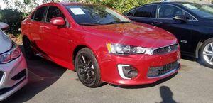 2016 Mitsubishi Lancer for Sale in Fallbrook, CA