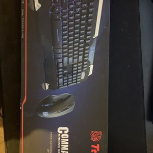 Thermaltake Esports' Gaming Keyboard and Mouse for Sale in Temple City, CA