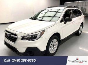 2018 Subaru Outback for Sale in Stafford, TX