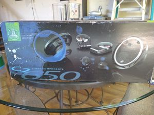 JL Audio C2-650 2 way components for Sale in Chester, VA