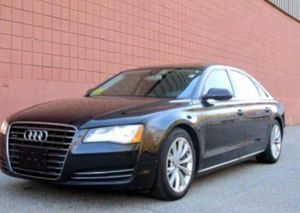 Vehicle Stability Control System11 Audi A8L for Sale in Dallas, TX