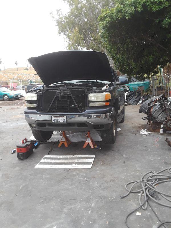 2004 gmc Yukon parts