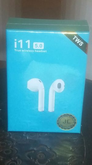 New mini wireless Bluetooth earbuds android and iPhone brand new in box for Sale in Bakersfield, CA