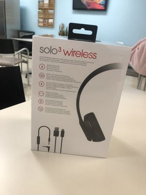Solo3 wireless beats (brand new) for Sale in Westerville, OH