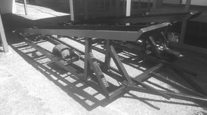 Portable car lift trailer for Sale in Vancouver, WA