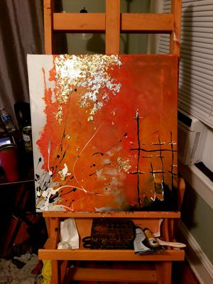Abstract painting. From artist to you. for Sale in Dallas, TX