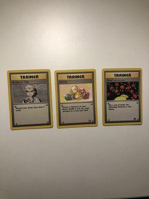 Pokemon 1st edition trainers for Sale in Atlanta, GA