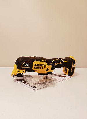 New Multitool Dewalt XR ONLY TOOL NO CHARGER OR BATTERIES for Sale in Woodbridge, VA