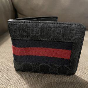 Gucci GG Supreme Web Wallet for Sale in La Verne, CA