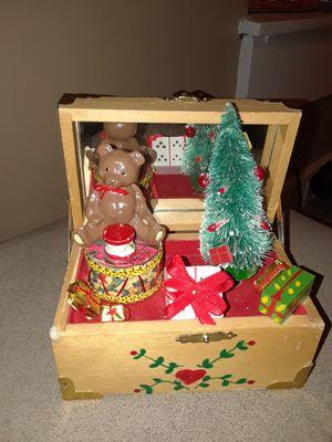 musical jewlry box for Sale in Detroit, MI