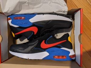 NEW - Nike Air Max Excee - Black/Flash Crimson/White - Size 12 for Sale in Ithaca, NY