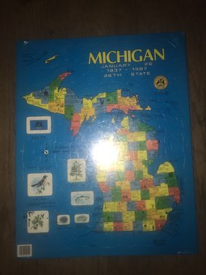 Michigan Puzzles for Sale in Grosse Pointe Park, MI