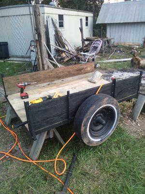 4 wheeler/ utility trailer for Sale in Elmer, LA