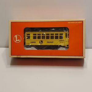 Lionel O Gauge 6-18431 Trolley Car w/ Box. Perfect shape, in original box. @1996 Lionel. for Sale in San Jose, CA