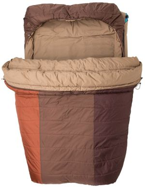 BIG AGNES DREAM ISLAND 15 DEGREE DOUBLE WIDE SLEEPING BAG for Sale in North Las Vegas, NV