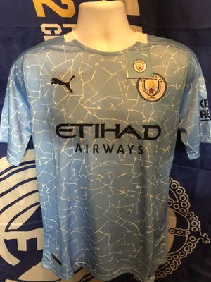 Manchester City home jersey brand new for Sale in Nashville, TN
