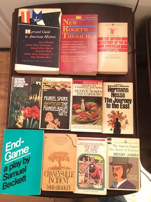 11 Books - 1 Money for Sale in Baltimore, MD