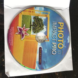 Photo Impact Pro Installation Disc Brand New for Sale in Lincoln, NE