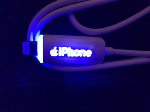 iPhone cord for Sale in Silver Spring, MD