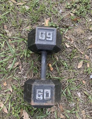 dumbbells for Sale in Haines City, FL