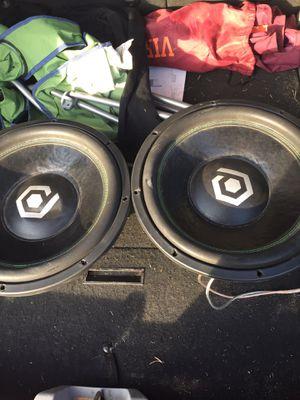 15 inch subs for Sale in Mechanicsville, VA