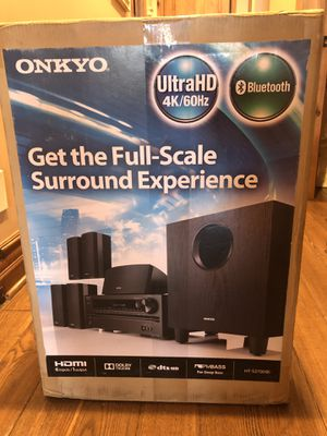 ONKYO Full Scale Surround Sound for Sale in Mesa, AZ