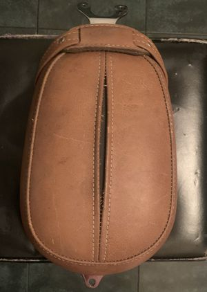 Leather Indian Motorcycle Seat for Sale in Tampa, FL