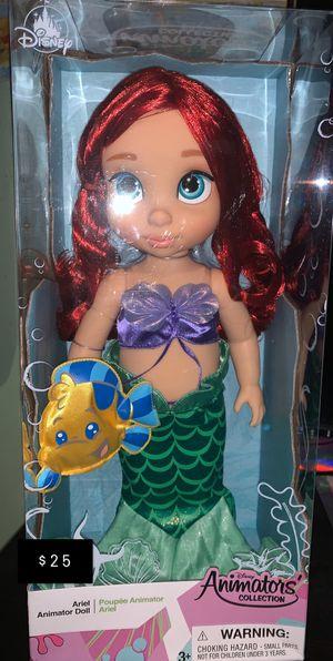 Little mermaid doll for Sale in Richmond, CA