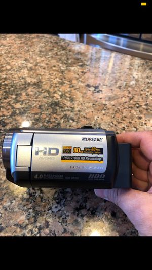 HD Sony Camera for Sale in Shelby charter Township, MI